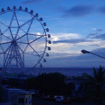 Ferris Wheel at SM MOA Arena