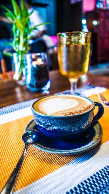 Vietnamese Latte (Php 155.00)